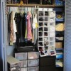 Maxing Out the Closet {Melissa's 350 Sq Ft Apt}