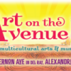 Today in Del Ray: Art on the Avenue!