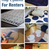 7 DIY Rug Options for Renters Or the Noncommittal