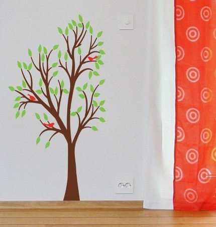 Removeable wall art