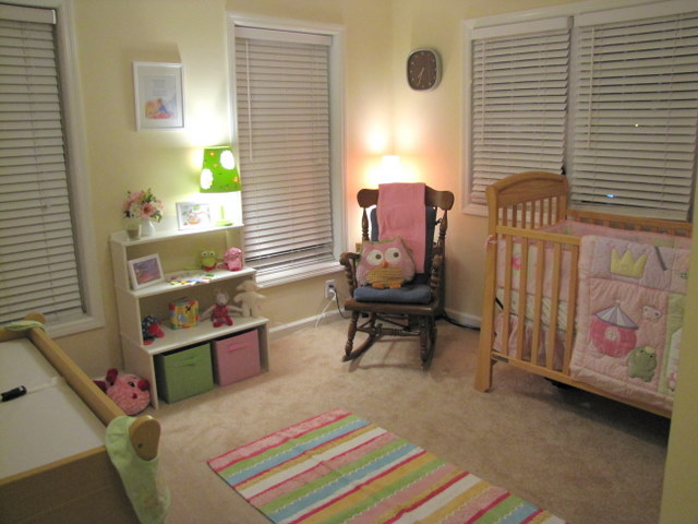 Thrifty Fix: Smart Nursery Art - The Borrowed AbodeThe ...
