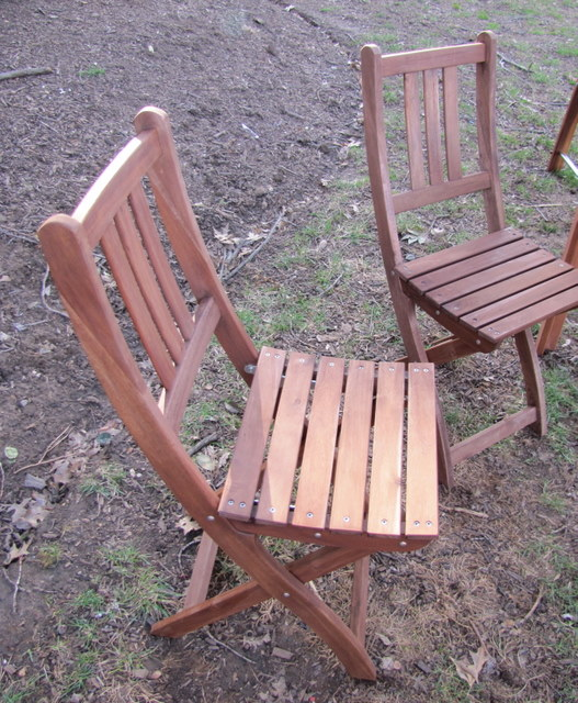 New Patio Furniture - The Borrowed AbodeThe Borrowed Abode