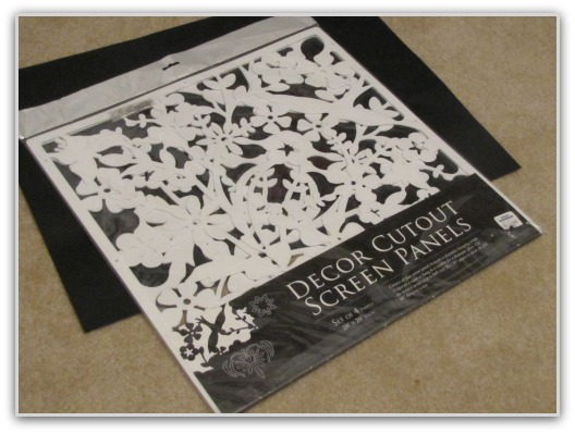 Giveaway Decor Cutout Screen Panels The Borrowed