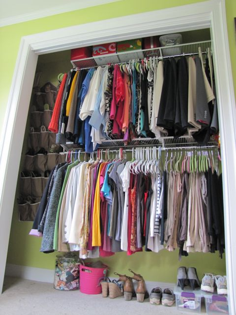 For The First Time In My Life I Love My Closet The