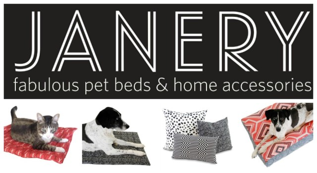 Janery Designer Pet Beds