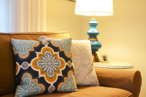Janery Pillow A Home in the Making