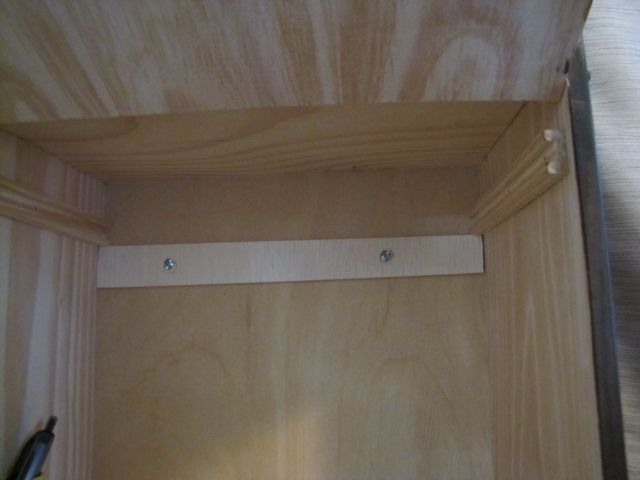 Hanging nightstands
