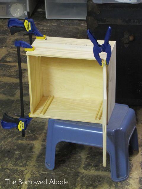 Stabilizing Wood Crates