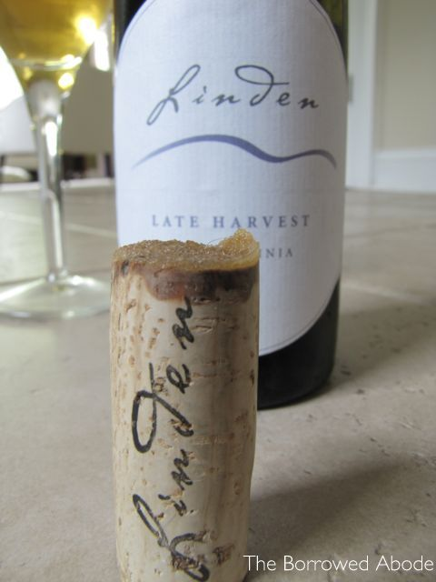 Tuesday Week in the Life Wine Cork