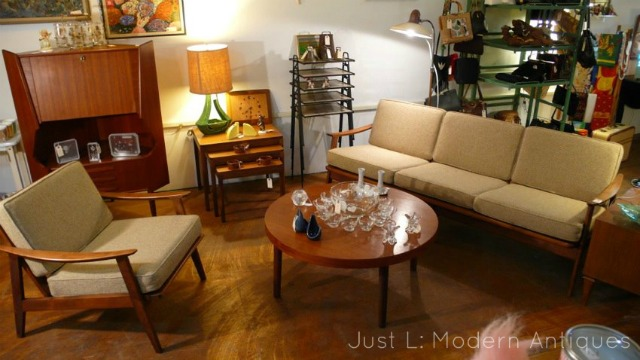 Just L Mid-century modern sofa