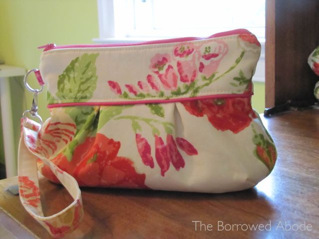 Floral Clutch Purse Bridesmaid Gift NeenaBags on Etsy