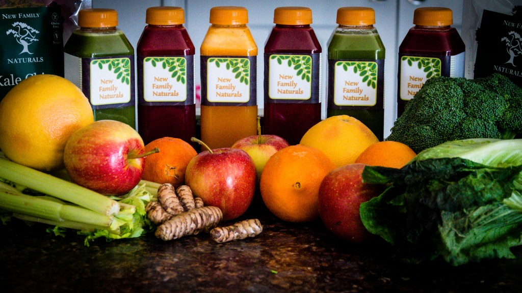 New Family Naturals Juice Bar