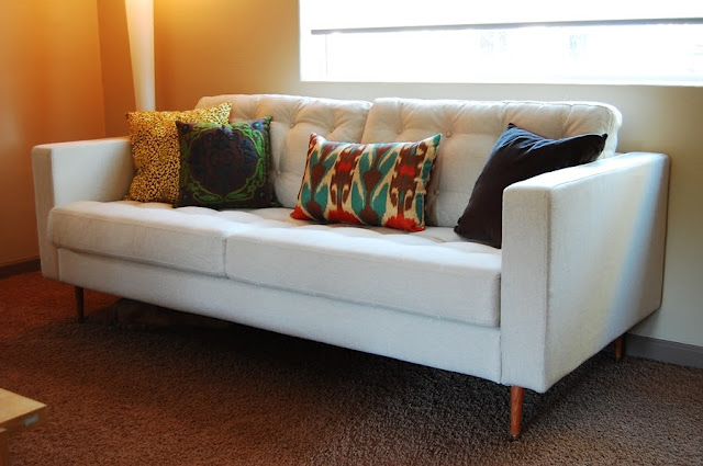 Karlstad Sofa Hack Our Mid Century