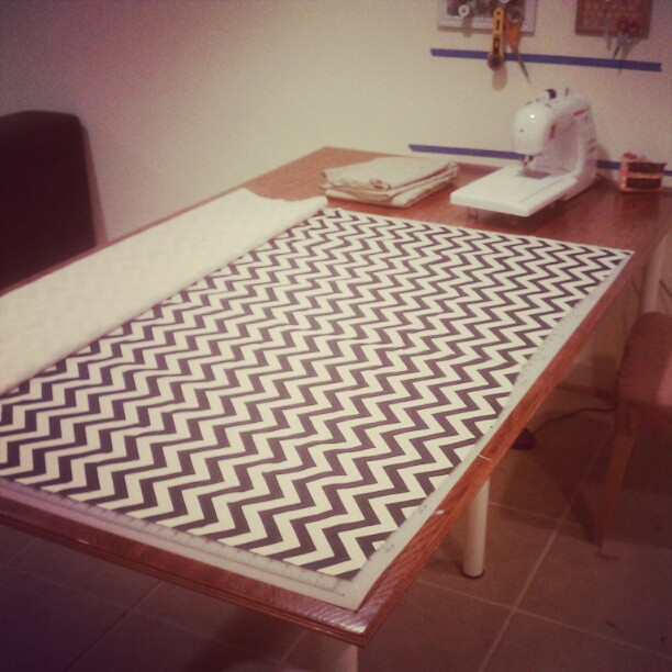 Janery Sewing Table Fabric Cutting Instagram