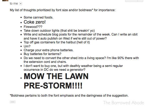 Jane Ryan Storm Prep Email