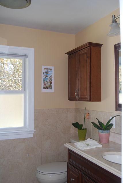 Bathroom Nov 2012 | TheBorrowedAbode.com