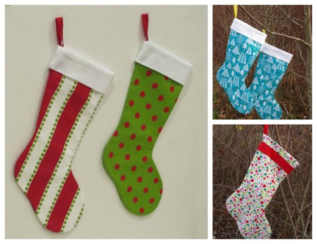 Janery Christmas Stockings