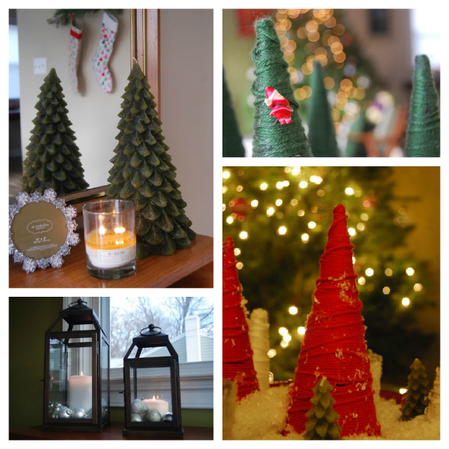 Christmas Accessories | The Borrowed Abode