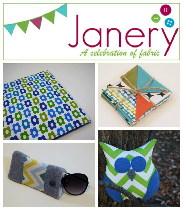 Janery Products December 2012