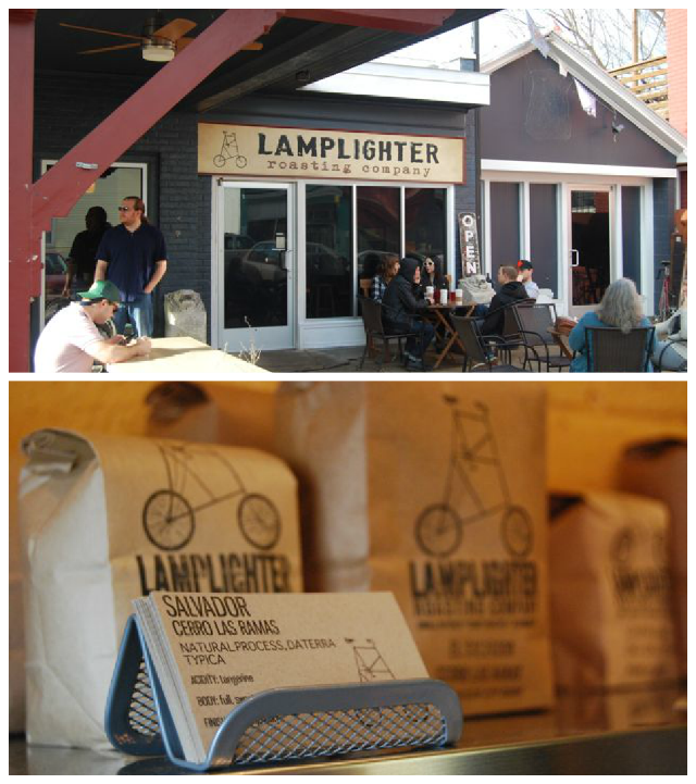 Lamplighter Coffee Roaster Richmond VA | The Borrowed Abode