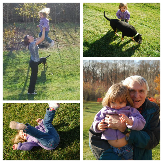 Thanksgiving Collage 2012