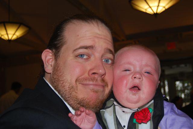 Ryan and Baby