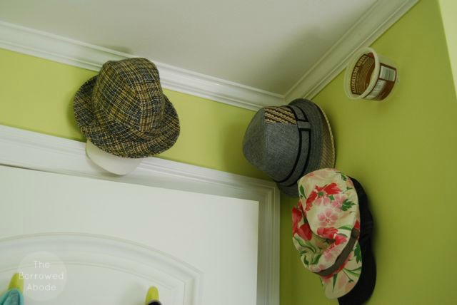 Hat Hooks 1