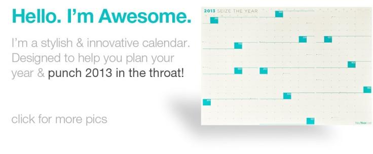 Neu Year Calendar