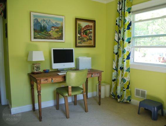 Office Farmhouse Desk Paintings