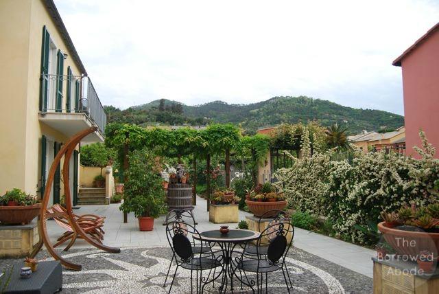 A Durmi Hotel Levanto Italy | The Borrowed Abode