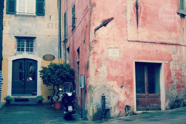 Levanto Italy Cinque Terres | The Borrowed Abode