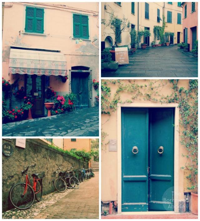 Levanto Italy Architecture | The Borrowed Abode