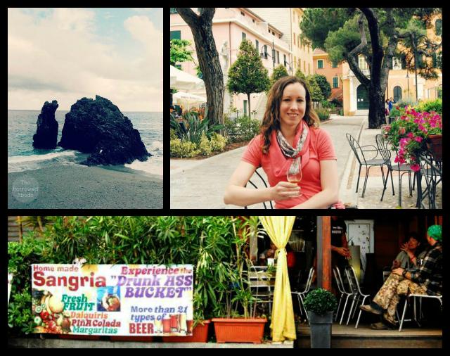 Monterosso Happy Hour Cinque Terre | The Borrowed Abode