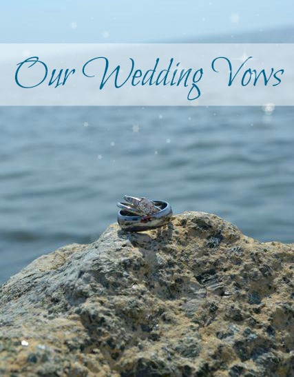 The Borrowed Abode Wedding Vows