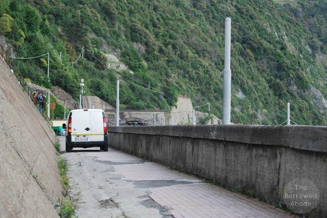 Corniglia Road   The Borrowed Abode