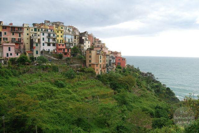Corniglia Cinque Terre | The Borrowed Abode