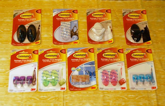 Command Hooks Prize Pack