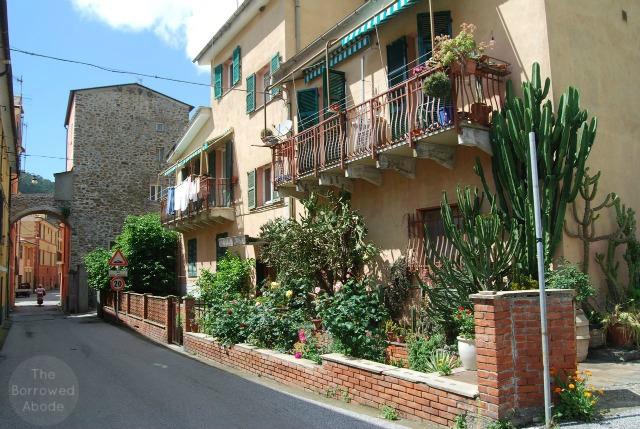 Apartment in Bonassola Italy   The Borrowed Abode