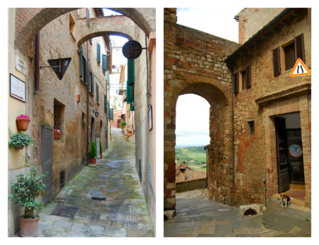 Montepulciano Arches