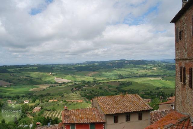 View Hotel Camere Bella Vista Montepulciano Tuscany 2