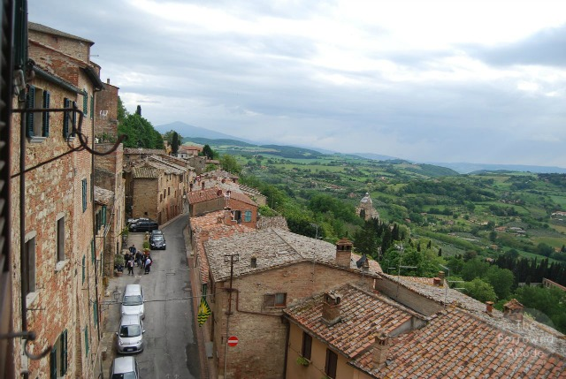 View Hotel Camere Bella Vista Montepulciano Tuscany 3