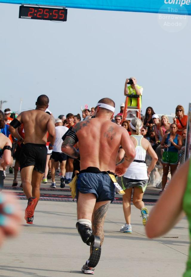 VA Beach Rock n Roll Half Marathon 2013