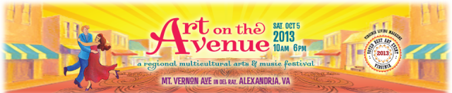 Art on the Avenue Logo