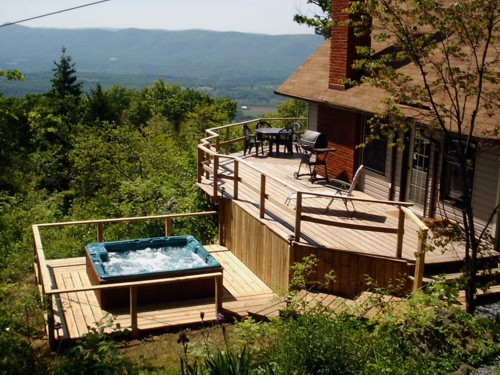 Hot Springs Nc Cabin Dog Friendly