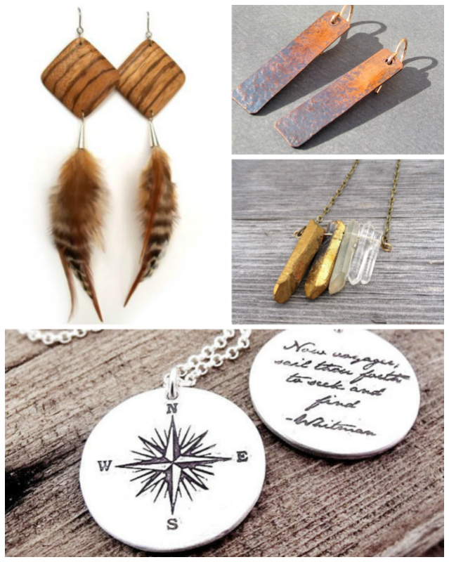 Handmade Jewelry Gift Options