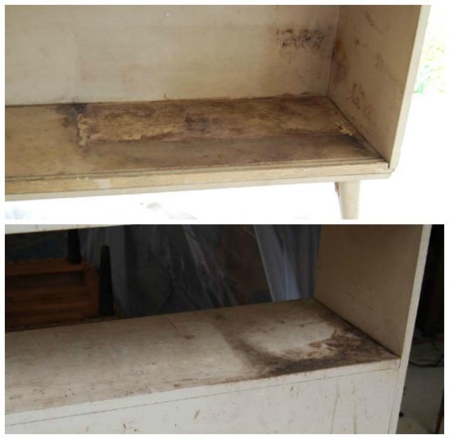 Mid-Century Modern Dresser Trash