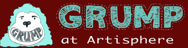 GRUMP logo