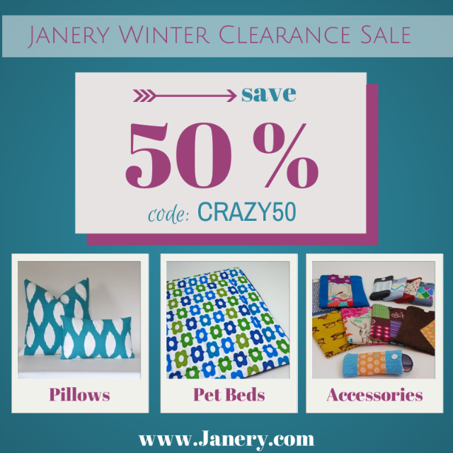 Janery Winter Clearance Sale 2014