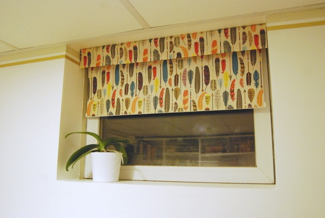 Embellished Decorative Roller Blind