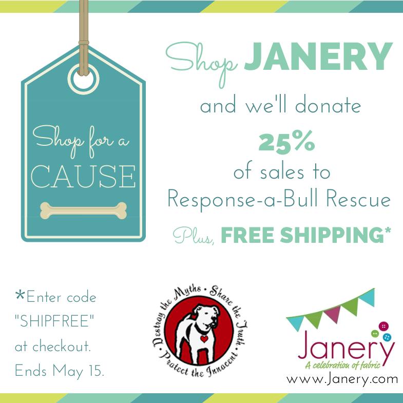 Janery Response-A-Bull Fundraiser